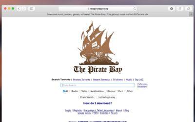 Proxy Pirate Bay : liste des sites proxies et mirror de TPB