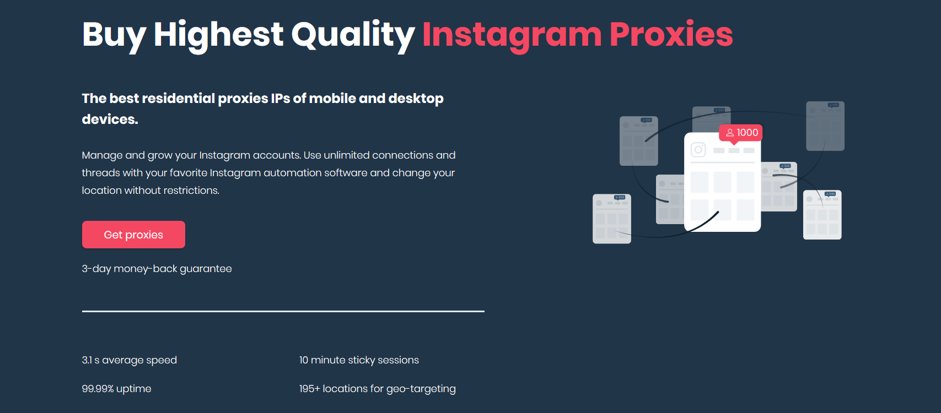 smartproxy instagram