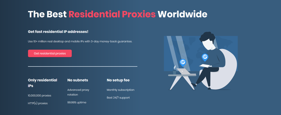 smartproxy residential proxy
