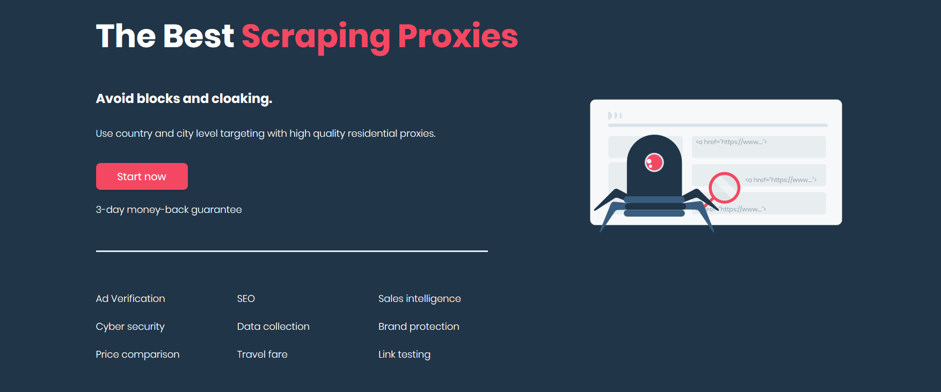 smartproxy scraping